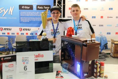 """Henning Wolter - """"Nutella Dispenser"""" - 2nd Place Cases on the Move Category"""