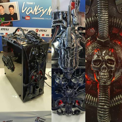 Casemods of DCMM @ Gamescom 2016 14100244 10206979598661452 1645715725168296061 n 1
