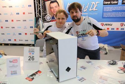 "Simon Krause and George Kähler - ""Concept 16"" - 2nd Place - 24h Casemod category"