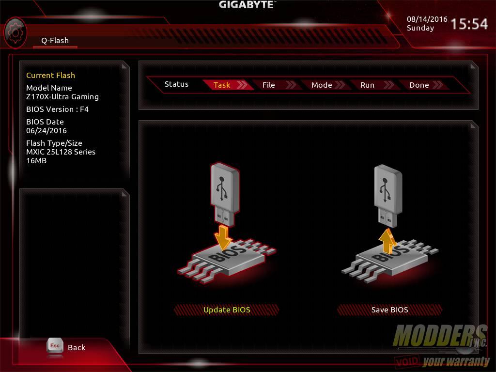 Gigabyte Q-Flash