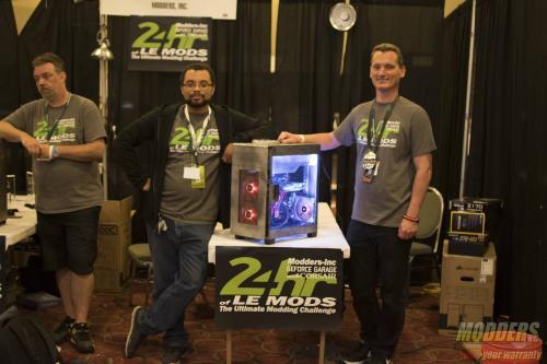 QuakeCon 2016 24-Hour of LeMods Results 24hr, lemods, modders-inc, modding, quakecon