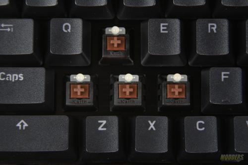 AZIO MGK L80 Mechanical Keyboard Lineup Review AZIO, Mechanical Keyboard, MGK L80 7