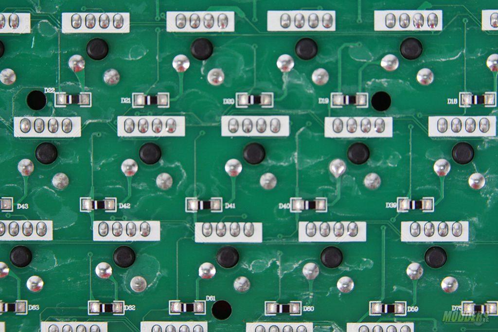AZIO MGK L80 Mechanical Keyboard Lineup Review AZIO, Mechanical Keyboard, MGK L80 23