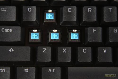 AZIO MGK L80 Mechanical Keyboard Lineup Review AZIO, Mechanical Keyboard, MGK L80 9