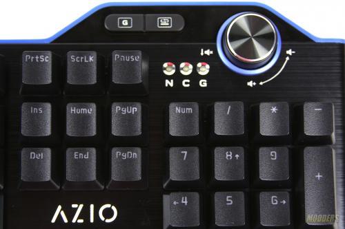 AZIO MGK L80 Mechanical Keyboard Lineup Review AZIO, Mechanical Keyboard, MGK L80 13