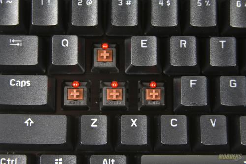 AZIO MGK L80 Mechanical Keyboard Lineup Review AZIO, Mechanical Keyboard, MGK L80 8