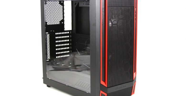 Photo of SilverStone RL 05 Gaming PC Case Review