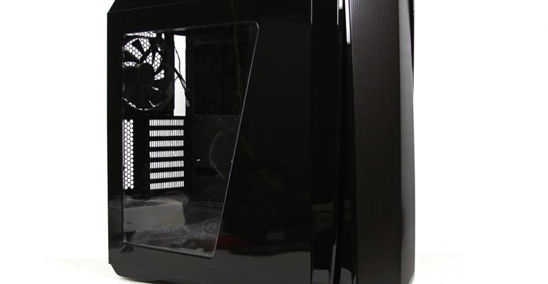 Photo of SilverStone PM01 Gaming PC Case Review