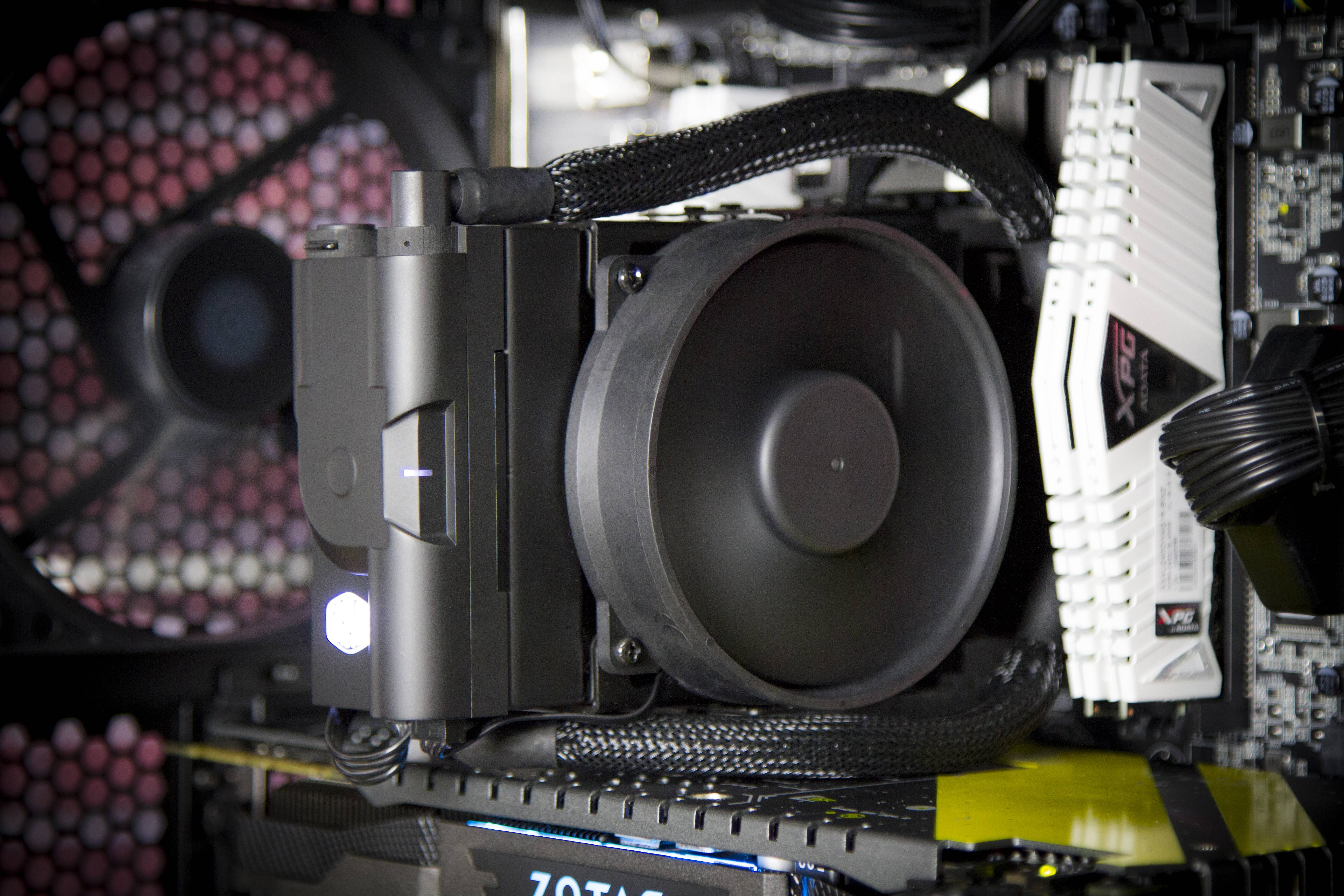 Photo of Cooler Master Announces Palm-sized MasterLiquid Maker 92 AIO CPU Cooler
