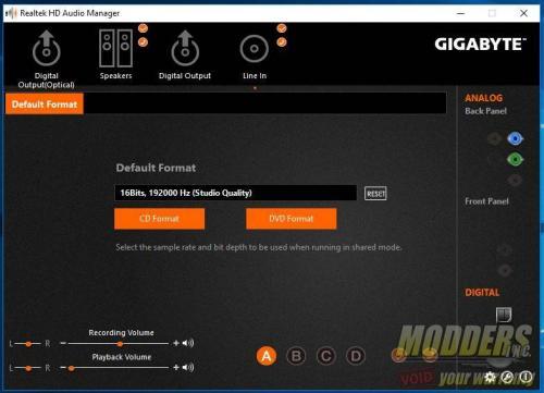 Gigabyte Z170X-Ultra Gaming Review: Rebel Without a Pause displayport, Gigabyte, lga1151, Motherboard, skylake, ultra gaming, z170x 24
