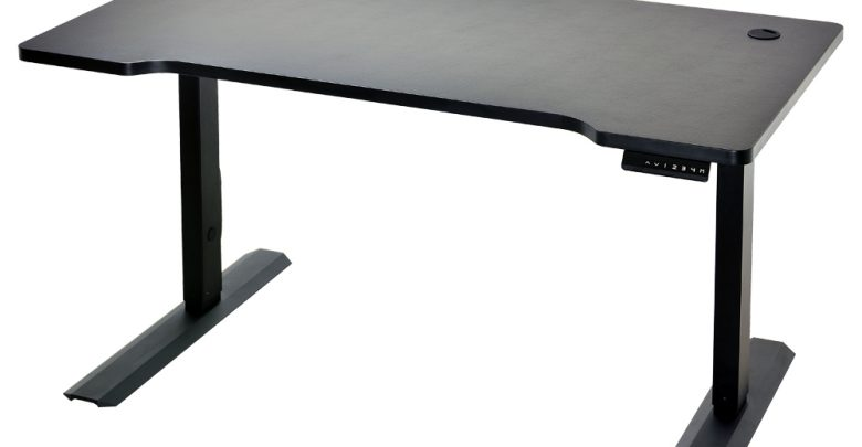Photo of Lian Li Offers New DK-12 and DK-16 Motorized, Height-Adjustable Desks