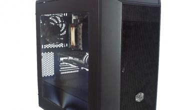 Photo of Cooler Master MasterCase Pro 3 Review