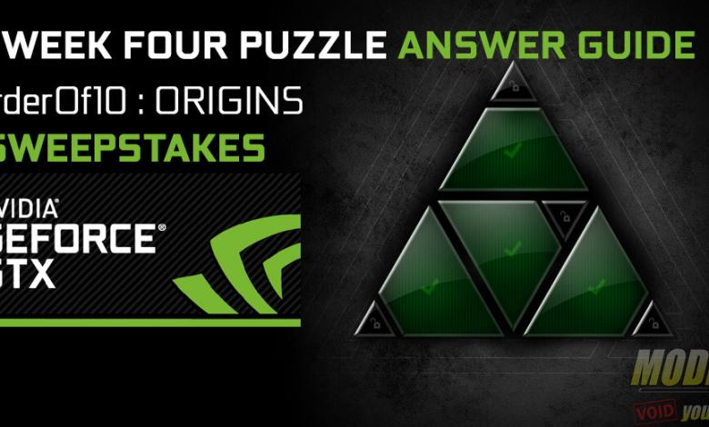 Photo of NVIDIA #OrderOf10 Origins Challenge Week 4 Answer Guide