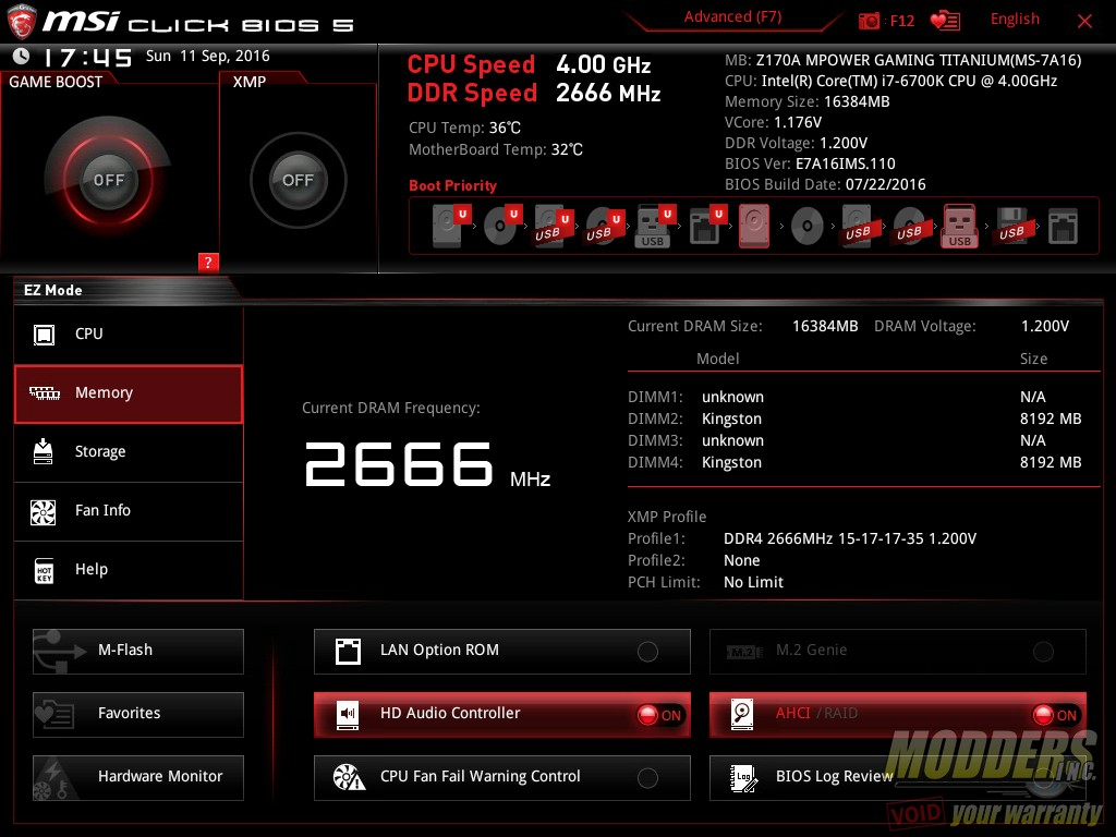 MSI Z170A MPOWER Gaming Titanium Review: Heavy Metal