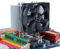 Scythe Adds New Byakko Compact 130mm tall Tower Cooler to its lineup 92mm, byakko, CPU Cooler, Scythe 10