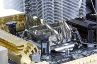 Scythe Adds New Byakko Compact 130mm tall Tower Cooler to its lineup 92mm, byakko, CPU Cooler, Scythe 12