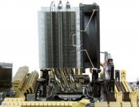 Scythe Adds New Byakko Compact 130mm tall Tower Cooler to its lineup 92mm, byakko, CPU Cooler, Scythe 11
