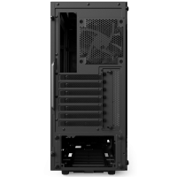 NZXT Adds Tempered Glass Side-Panel to S340 Mid-Tower Case Case, NZXT, s340, sidepanel, tempered glass 7