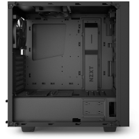 NZXT Adds Tempered Glass Side-Panel to S340 Mid-Tower Case Case, NZXT, s340, sidepanel, tempered glass 4