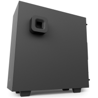 NZXT Adds Tempered Glass Side-Panel to S340 Mid-Tower Case Case, NZXT, s340, sidepanel, tempered glass 12