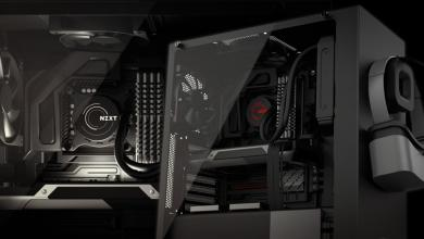 NZXT S340 mid-tower case