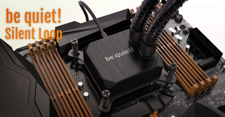 Photo of be quiet! brings true silence to AiO coolers with new Silent Loop series