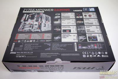 MSI Z170A Gaming Titanium