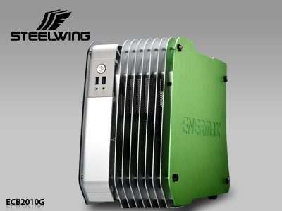 Enermax STEELWING Aluminum Case Launched with Two Color Options aluminum, Enermax, steelwing, tempered glass 4