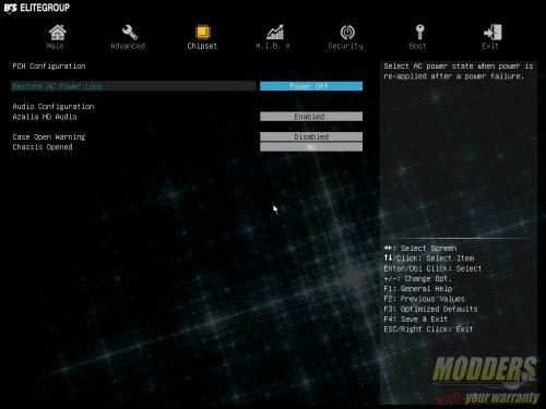 ECS LEET Z170-Lightsaber Review: A Cut Above ECSUEFI 3Chipset 2PCH