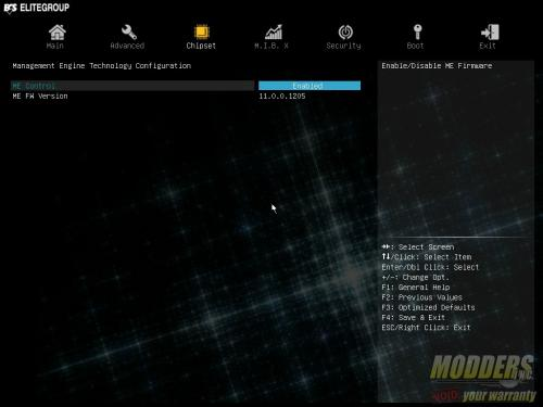 ECS LEET Z170-Lightsaber Review: A Cut Above ECSUEFI 3Chipset 3IEM
