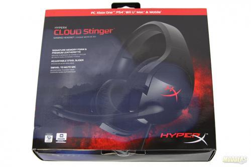 Kingston HyperX Cloud Stinger Review: Featherlight Cloud Stinger, Gaming Headset, HyperX, Kingston 1