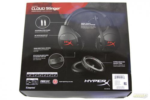 Kingston HyperX Cloud Stinger Review: Featherlight Cloud Stinger, Gaming Headset, HyperX, Kingston 2