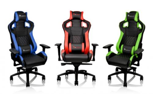 Tt eSPORTS Expands Lineup into Gaming Chairs, Offers Four New Models chair, gt comfort, gt fit, seat, Thermaltake, Tt eSports, x comfort, x fit 2