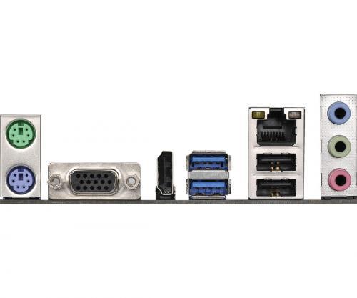 New ASRock Z170M-PIO2 Motherboard Has Angled PCI-E x16 Slot ASRock, b150m-pio, compact, micro-DTX, Motherboard, PIO, z170m-pio2 4