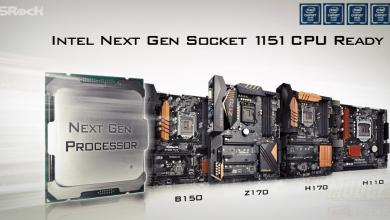 Photo of ASRock and ASUS 100-series Motherboards Next-Gen Ready via BIOS Update