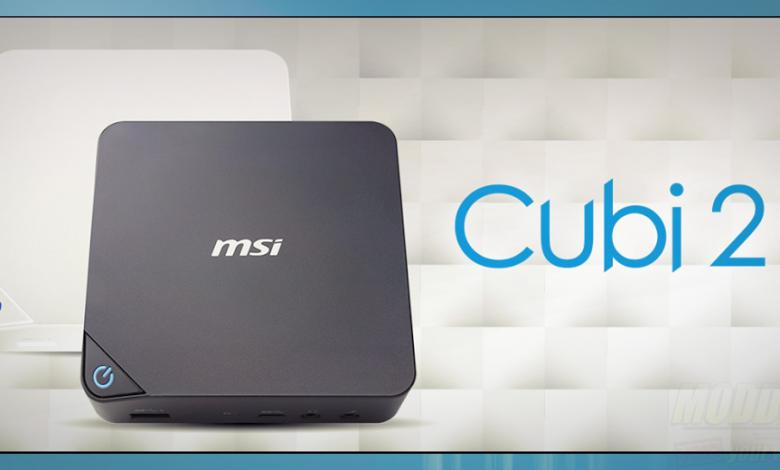 Photo of MSI Upgrades Palm-sized CUBI 2 Mini-Desktop with Kaby Lake CPUs