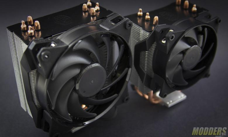 Photo of Cooler Master MasterAir Pro 3 and 4 CPU Cooler Review: Living Up to a Legacy