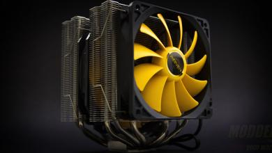 Photo of Reeven Okeanos CPU Cooler Review: A King in Yellow