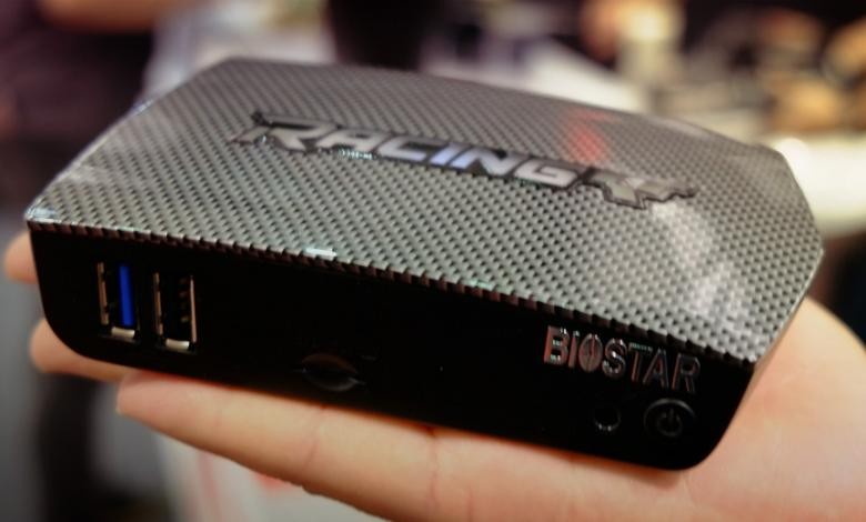 Photo of Biostar Racing P1 Brings RGB LED Craze to Mini-PC Market