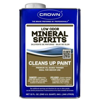 Harsh Lessons of Paint: Undoing with Mineral Spirits Harsh Lessons of Paint, Mineral Spirits, Painting mistakes, Solvents 1