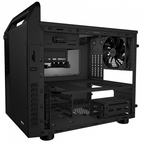 New Reeven Koios mATX Case Ready for a LAN Party apevia, Case, Chassis, koios, micro atx, reeven 5