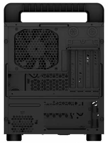 New Reeven Koios mATX Case Ready for a LAN Party apevia, Case, Chassis, koios, micro atx, reeven 4