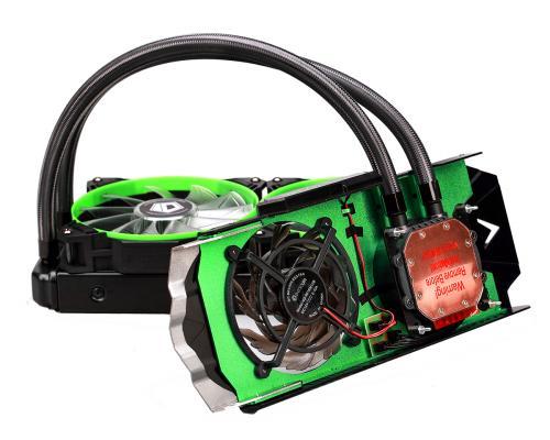 ID-Cooling Releases ICEKIMO VGA AIO Cooler with 240mm Radiator AMD, GeForce, icekimo 240vga, Nvidia, Radeon, Video Card 2