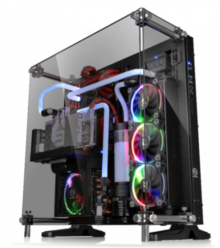 Thermaltake Core P5 Tempered Glass Edition Now Available core p5, tempered glass, Thermaltake 4