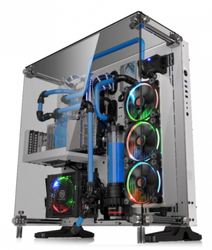 Thermaltake Core P5 Tempered Glass Edition Now Available core p5, tempered glass, Thermaltake 5