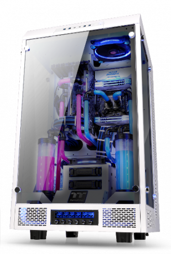 Thermaltake The Tower 900 E-ATX Case Launched casemodding, mathieu heredia, the tower 900, Thermaltake, watermod 7