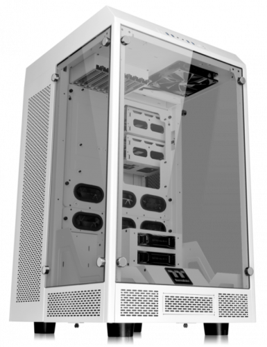 Thermaltake The Tower 900 E-ATX Case Launched casemodding, mathieu heredia, the tower 900, Thermaltake, watermod 5