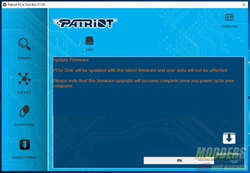 Patriot Memory Hellfire M.2 480GB NVMe SSD Review 480gb, nvme, Patriot Memory, SSD, Storage 5