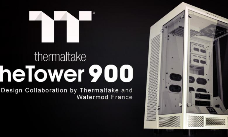 Photo of Thermaltake The Tower 900 E-ATX Case Launched