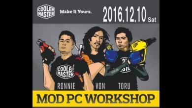 Photo of Cooler Master Holds MOD PC Workshop